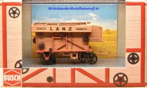 Busch 59902 Lanz Dreschmaschine, (9715)