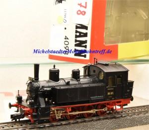 Fleischmann 4098 Dampflok BR 98 DRG, digital, (11799)