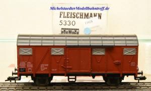 Fleischmann 5330 Gedeckter Güterwagen, Deutsche Bundesbahn, (11028)