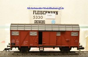 Fleischmann 5330 Gedeckter Güterwagen, Deutsche Bundesbahn, (11049)