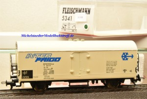Fleischmann 5341 Kühlwagen Inter Frigo der FS, (20108)