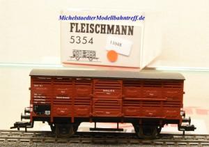 Fleischmann 5354 Kleinvieh-Wagen, Deutsche Reichsbahn, (11048)