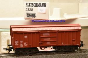 Fleischmann 5388 Schwenkdach-Wagen, DB, (20027)
