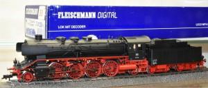 Fleischmann 74138 Dampflok BR 39 DB mit Sound, (11789)