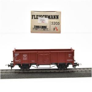 Fleischmann 5205 Offener Güterwagen, DB, (21411)