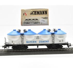 """Fleischmann 5580 Zementtransportwagen """"Bayern Zement"""", (21405)"""