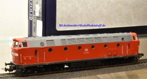 Gützold 33430 Diesellok BR 219 DB AG, EP.V, Wechselstrom, digital, (9856)