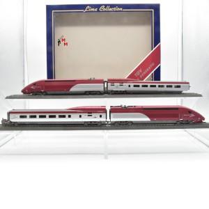 """Lima 189878 Hochgeschwindigkeitszug TGV """"Thalys"""", Wechselstrom, (23325)"""