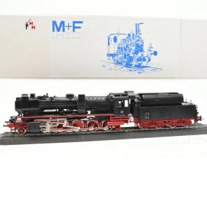 "Merker & Fischer FA29n Dampflok BR 50.40 ""Franco Crosti"", DB, Wechselstrom, (23300)"