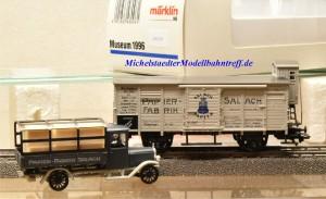 Märklin 48096/96701 Museumswagen 1996, (20110).