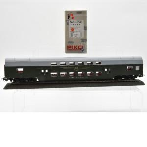 Piko 53104 Doppelstock-Sitzwagen der DR, (23261)