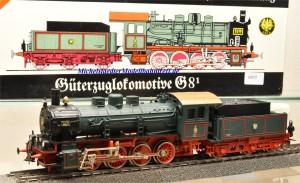 Piko 5/6330 Güterzuglokomotive Gattung G 8.1 der KPEV, (10973)