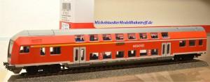 Piko 57621 Doppelstock-Steuerwagen der DB AG, 1./2.Kl., (9866)