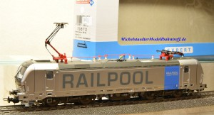 Piko 59870 E-Lok BR 193, Railpool,Wechselstrom, digital, (9872)