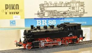 Piko EM 27 Güterzug-Tenderlokomotive BR 86, (10973)