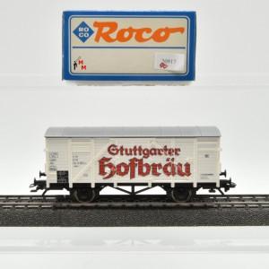 """Roco 20917(20917) Bierwagen """"Stuttgarter Hofbräu"""", Wechselstrom, (20917)"""