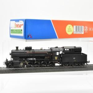 """Roco 69320 Dampflok Serie C 5/6 der SBB, """"Elephant"""", Wechselstrom, digital, (20980)"""