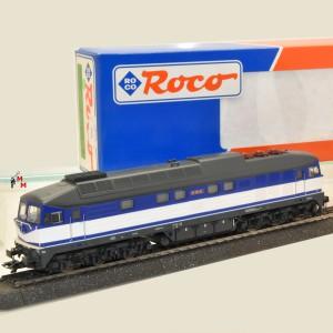 Roco 69690 Diesellok BR DE 300.2 DE der VEV GmbH, Wechselstrom, digital, (20408)