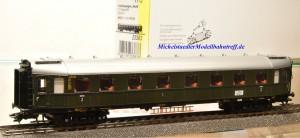 Trix 23383 Hecht-Schnellzugwagen der DB, 2.Kl., (9823)