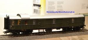 Trix 23387 Hecht-Gepäckwagen der DB, (9845)