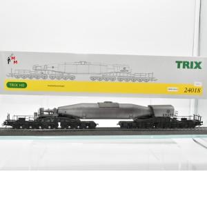 """Trix 24018 """"Torpedopfannenwagen"""", Wechselstrom, (20932)"""