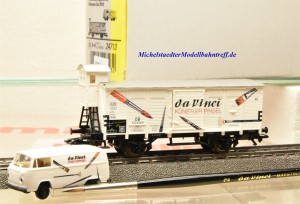 "Trix 24713 Museumswagen 2013, ""da Vinci"", (10091)"