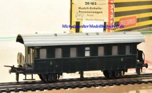 Trix Express 303 (20/182) Einheits-Personenwagen, (22118)