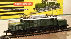 Trix Express 760/2 E-Lok BR 94 DB, (22163)