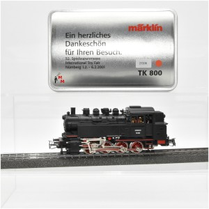 Märklin Dampflok TK 800, Messemodell 2001 (25208)