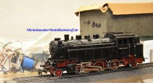 Märklin TP 800.2 Dampflok BR 64 DRG, digital Dec.6080, (20319)
