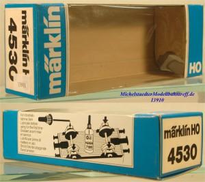 """Märklin L 4530 Leerkarton Bierwagen """"Carlsberg"""", (13910)"""