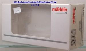 Märklin L 48770 Leerkarton Wärmeschutzwagen G10, (13154)