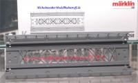 (Neu) Märklin 7268 Gerades Rampenstück für K-Gleise,