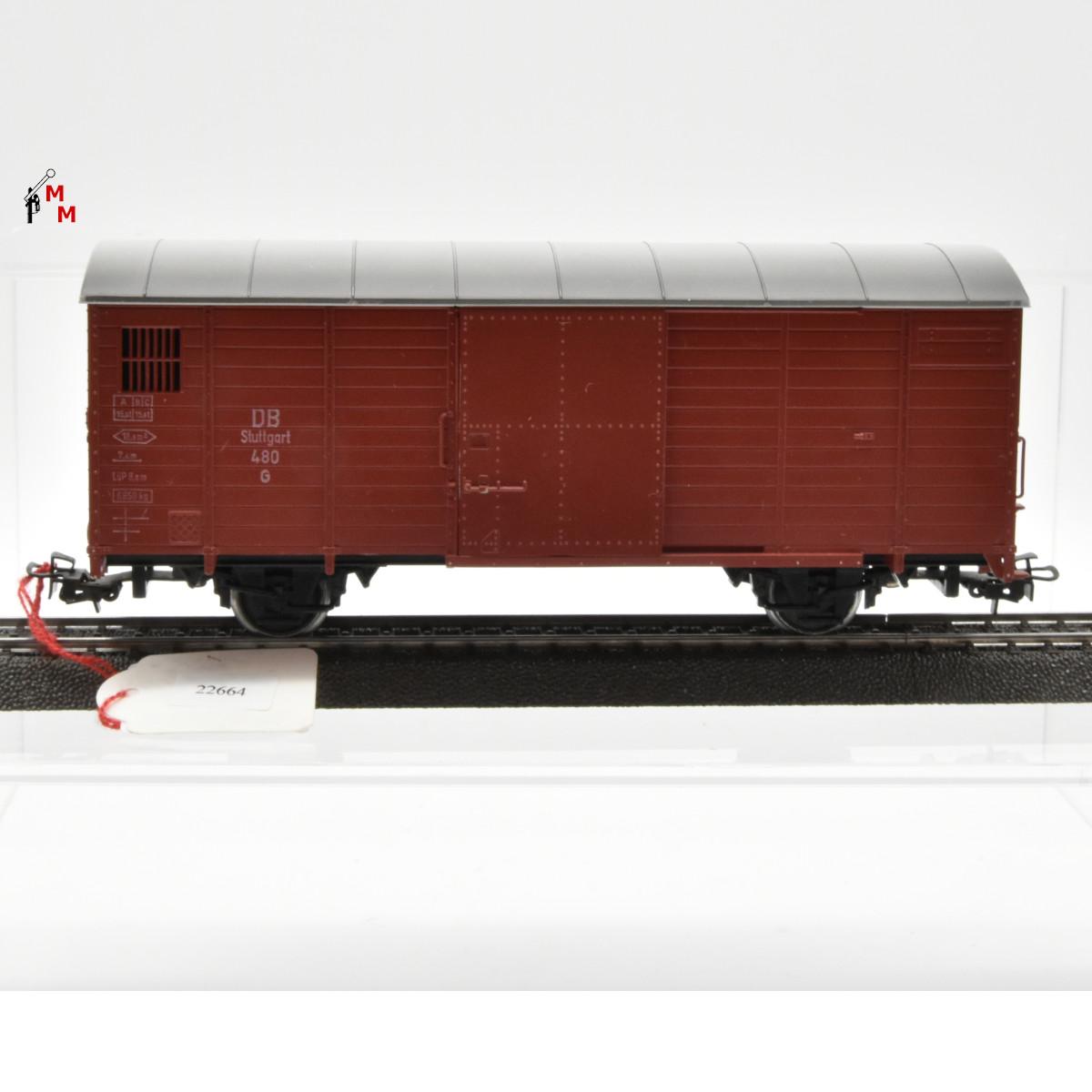 Märklin 04452.1 Minex Ged. Güterwagen der DB, (22664)
