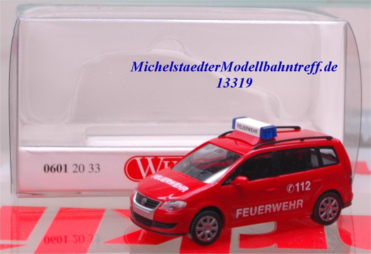 wiking 0601 20 33 feuerwehr vw touran gp vw cabriolet. Black Bedroom Furniture Sets. Home Design Ideas