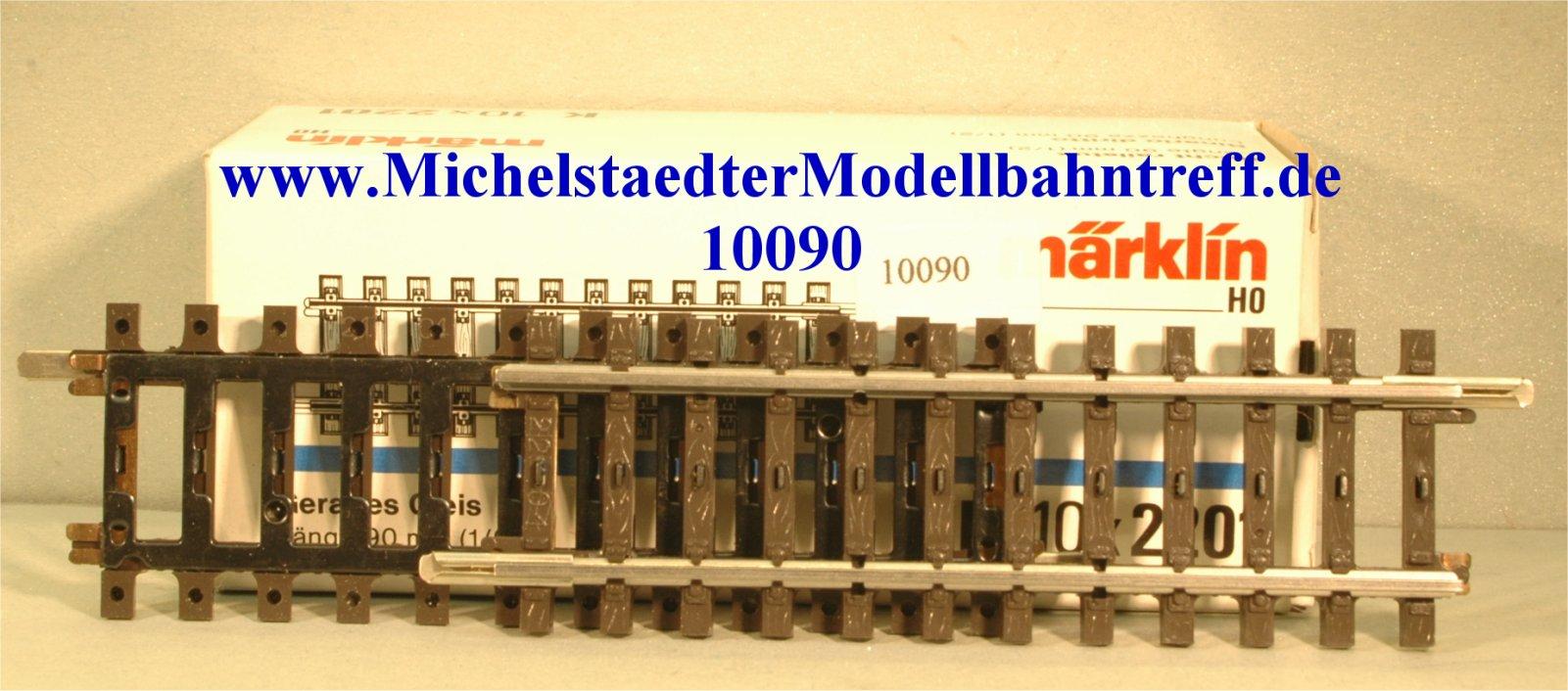 Märklin 2201 Gerades Gleis, (10090)