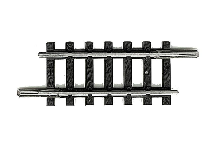 Minitrix 14909 Gerades Gleis 33,6 mm, (12274)