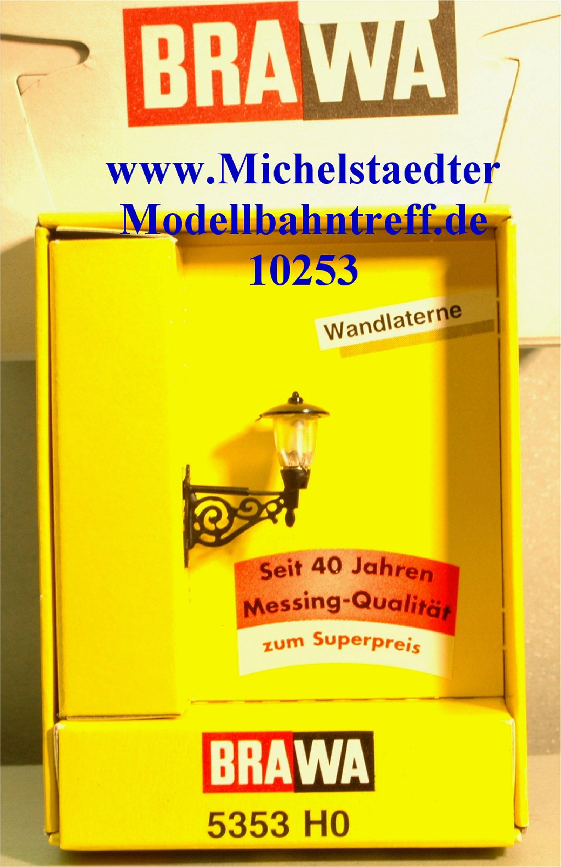 Brawa 5353 H0, Wandlaterne (10253)