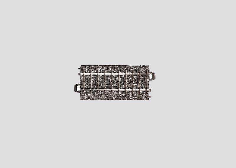 (Neu) Märklin 24077 gerades Gleis 77,5mm,