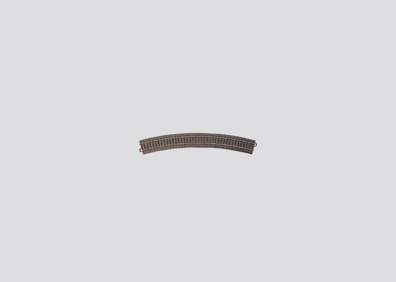 (Neu) Märklin 24430 gebogenes Gleis R 4, 30°. Parallel-Kreis z.