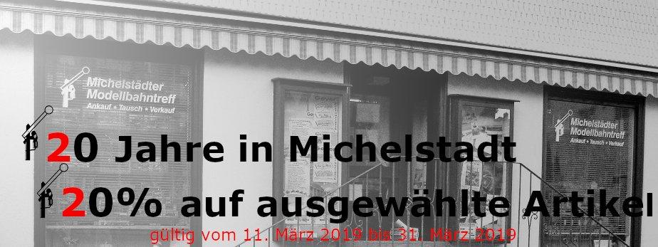 Slideshow 20 Jahre in Michelstadt