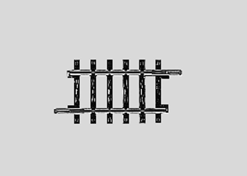 (Neu) Märklin 2202 gerades Gleis 45 mm,