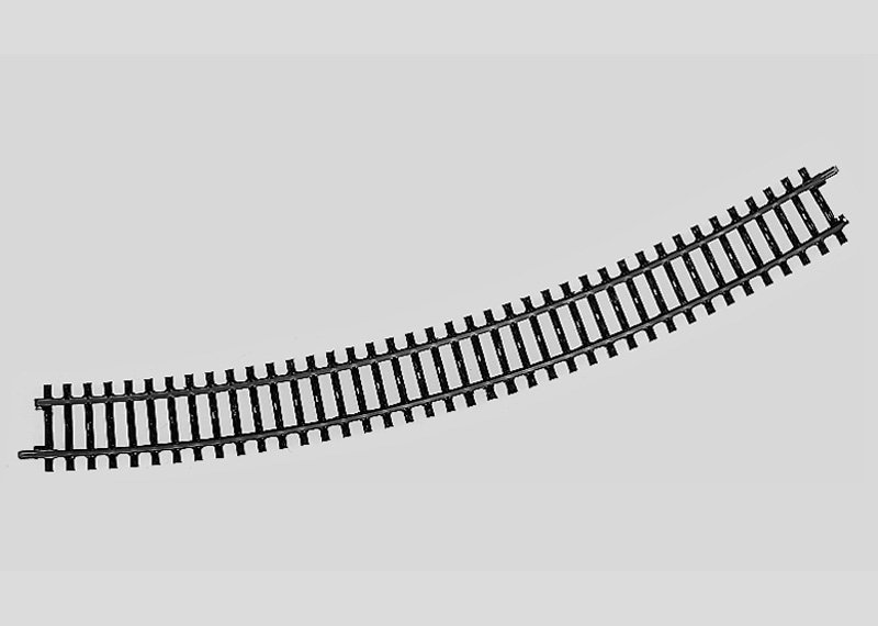(Neu) Märklin 2241 geb. Gleis Großkreis I Rad. 553,9 mm, 30°, 1/
