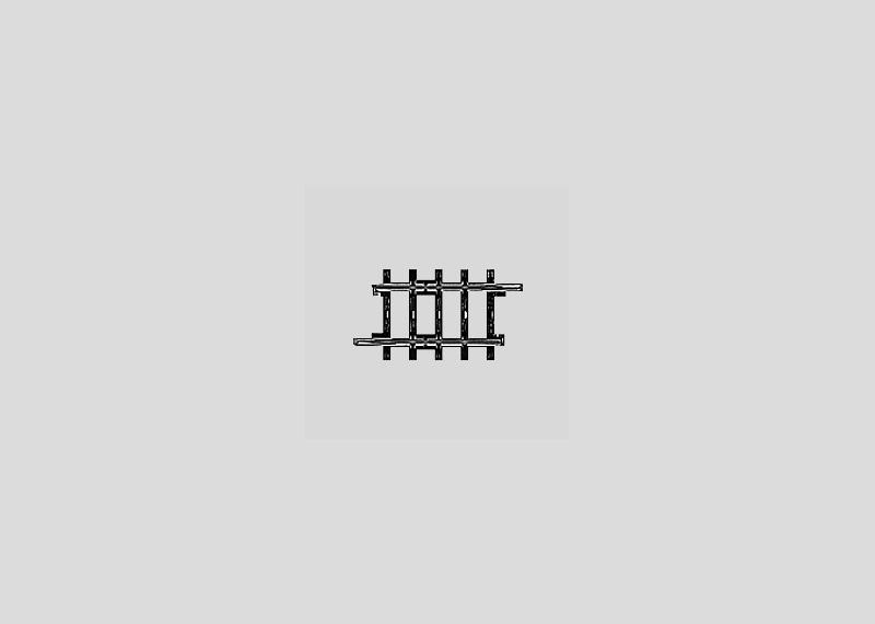 (Neu) Märklin 2293 gerades Gleis 41,3 mm,