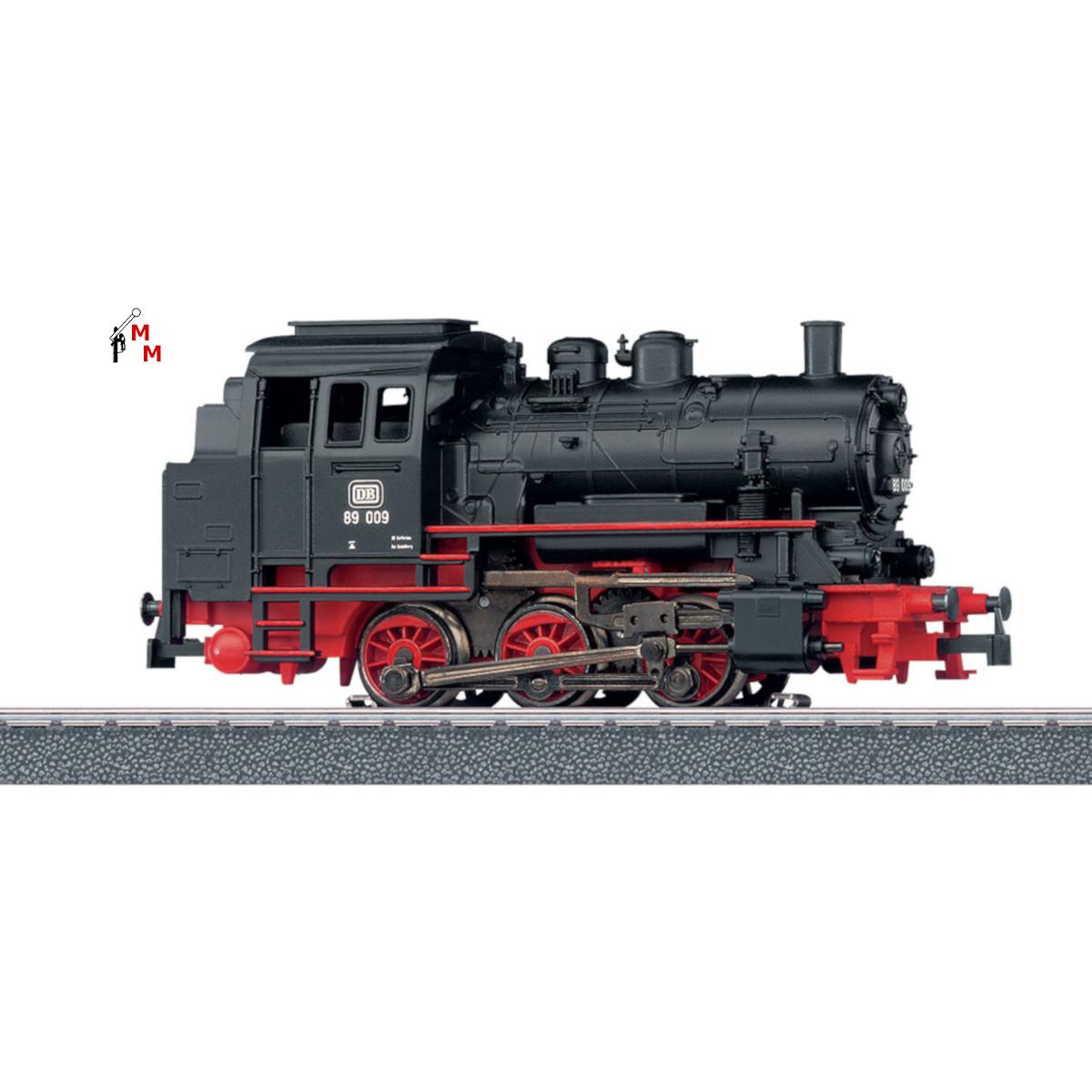 (Neu) Märklin 30000 Dampflok BR 89,DB, digital,