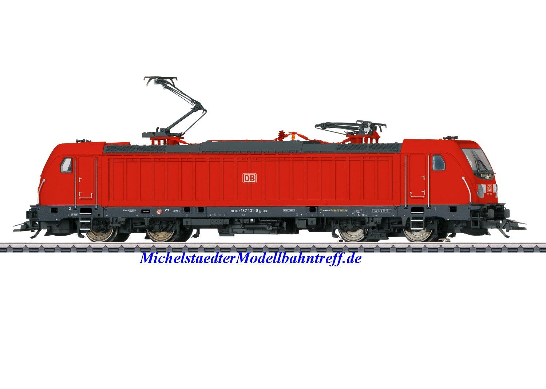 (Neu) Märklin 36636 E-Lok BR 187, DB AG, Ep.VI,