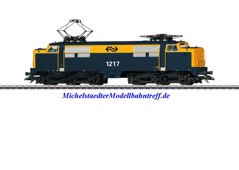 (Neu) Märklin 37130 E-Lok Serie 1200 der NS, Betrnr.: 1217, Ep.V,