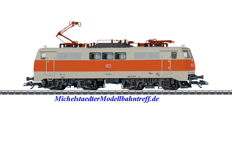 (Neu) Märklin 37313 E-Lok BR 111 der Deutschen Bahn AG, Ep.V,