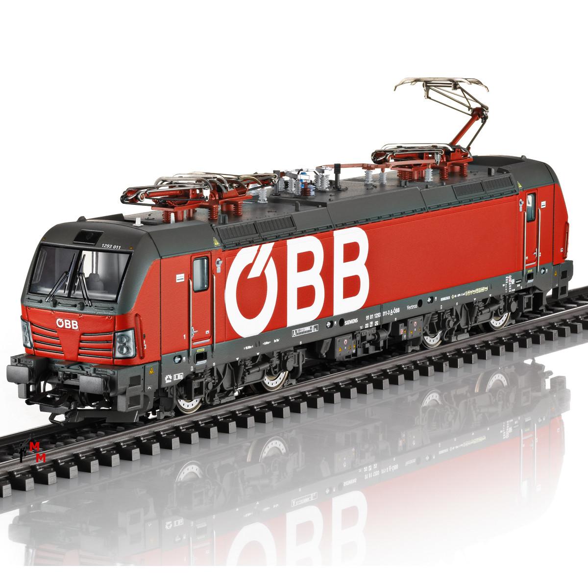 (Neu) Märklin 39198 E-Lok Reihe 1293 Vectron der ÖBB, Ep.VI,