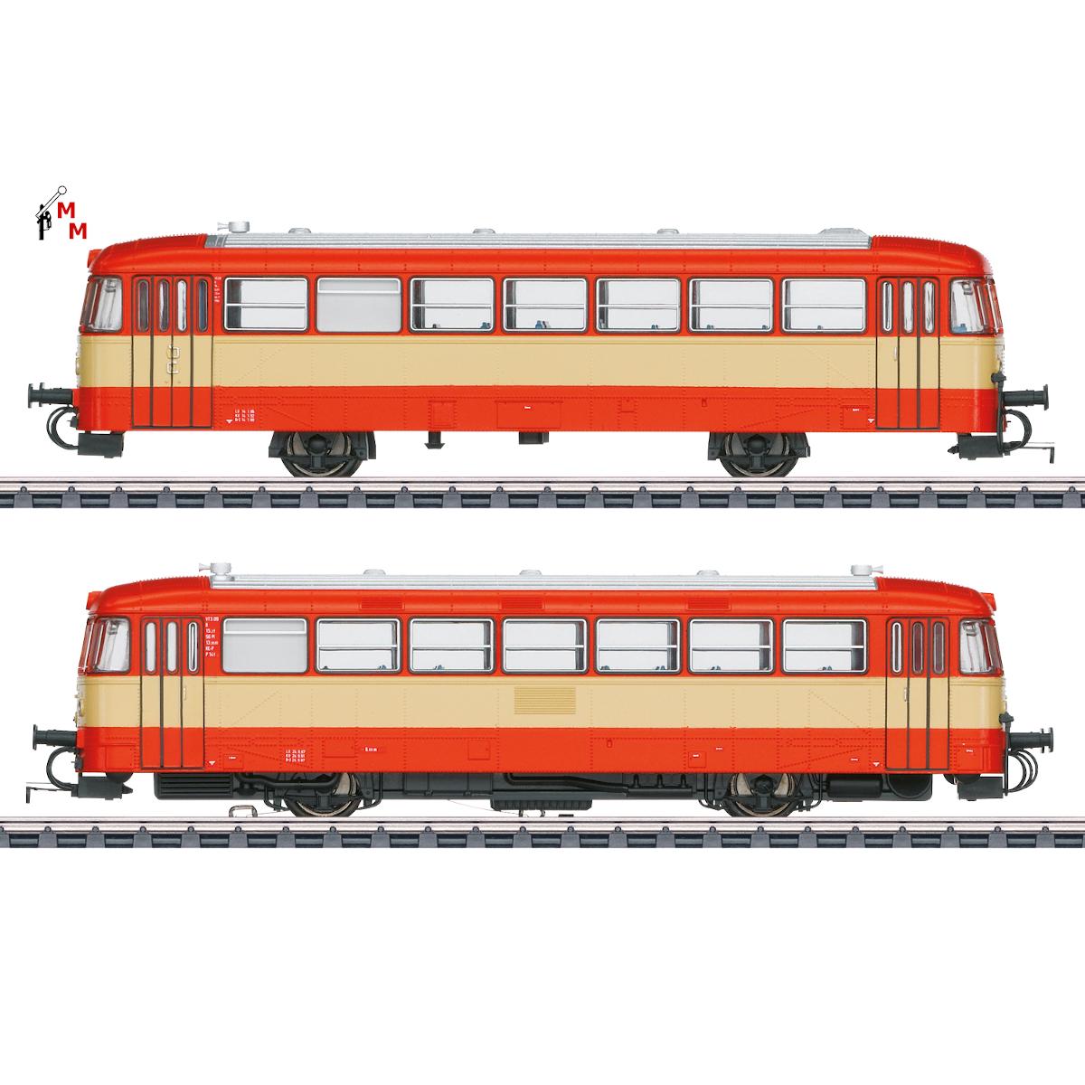 """(Neu) Märklin MHI 39976 Triebwagen Schienenbus BR VT 3.09, """"Regionalprodukt Nord"""","""